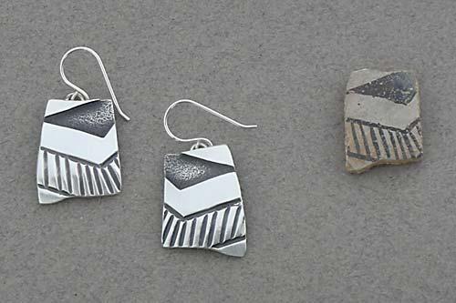 Cast Earrings B2