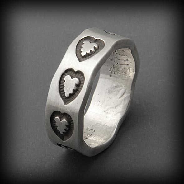 Beating Hearts Ring